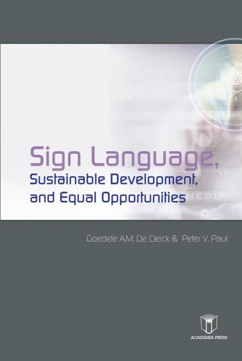 Sign Language, sustainable development