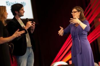 Presentatie op TEDxGhent 2012